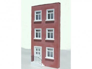 luetke modellbahn anbau mit flachdach. Black Bedroom Furniture Sets. Home Design Ideas