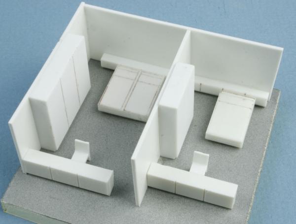 luetke modellbahn m bel schlafzimmer kinderzimmer. Black Bedroom Furniture Sets. Home Design Ideas